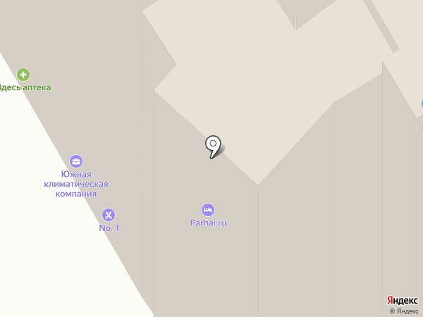 100%bio на карте Анапы