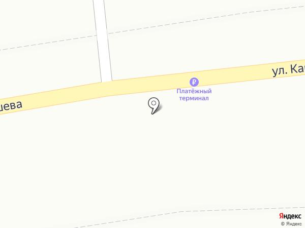 Красногорская городская похоронная служба на карте Красногорска