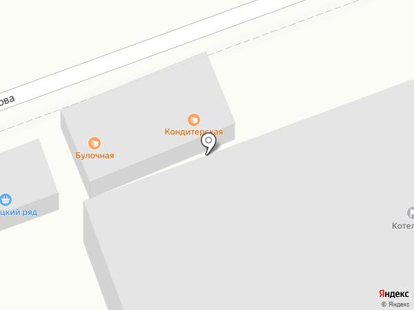 Пекарня на карте Одинцово