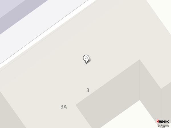 Старый город на карте Анапы