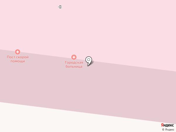 Скорая медицинская помощь на карте Химок