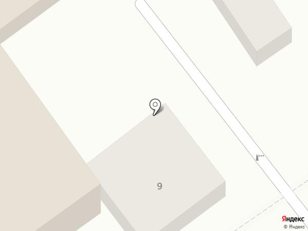 Смоковница на карте Анапы