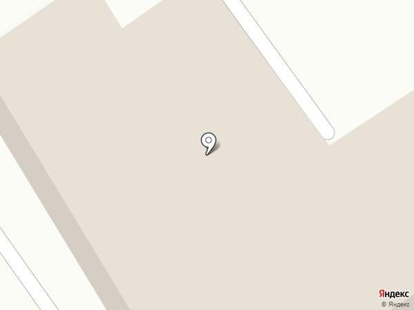 Санаторий на карте Анапы