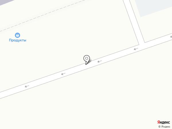 Первая полоса на карте Одинцово