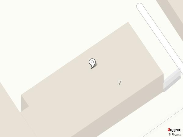 Трикотаж на карте Анапы