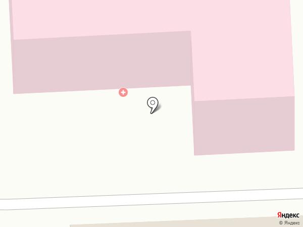 Чернево на карте Красногорска