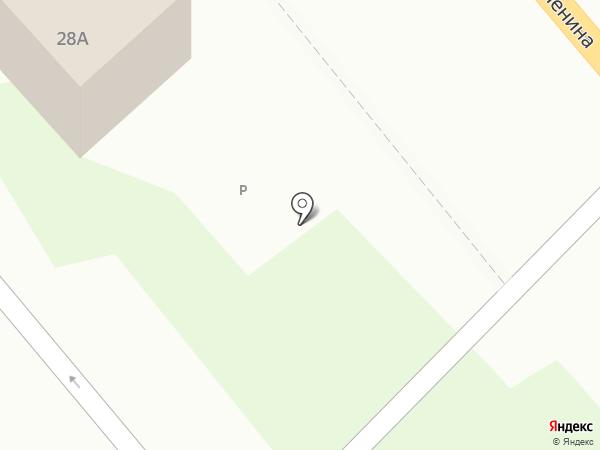 Цветочек на карте Красногорска