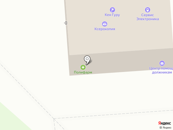 Даем займ на карте Красногорска