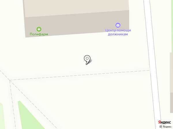 Астарта на карте Красногорска