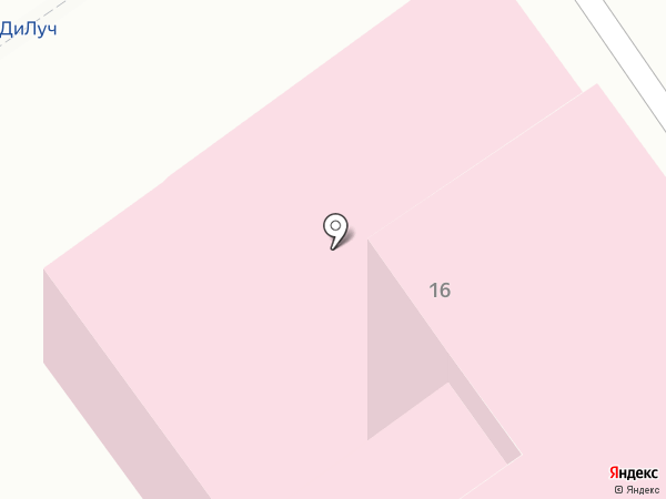 БиКей Медика на карте Анапы