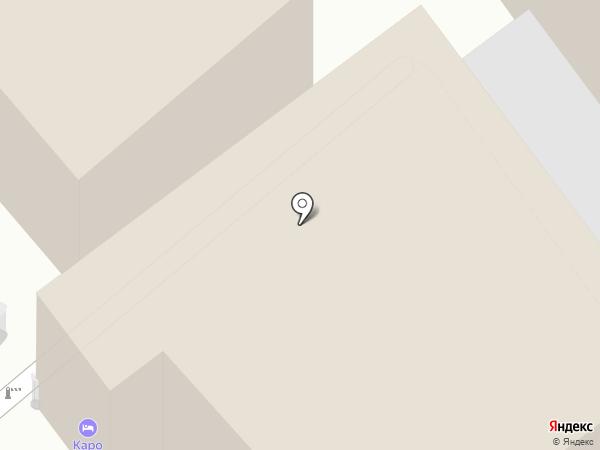 Каро на карте Анапы
