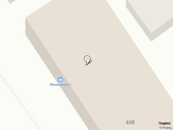 Магазин алкогольной продукции на карте Анапы