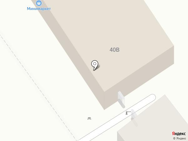 Екатерина на карте Анапы