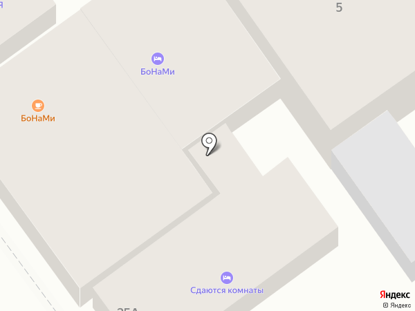 БоНаМи на карте Анапы
