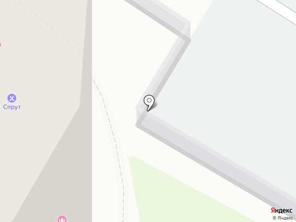 Медуница на карте Москвы