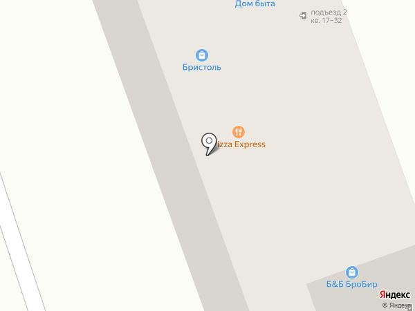 Студия маникюра и искусства ногтевого сервиса на карте Одинцово