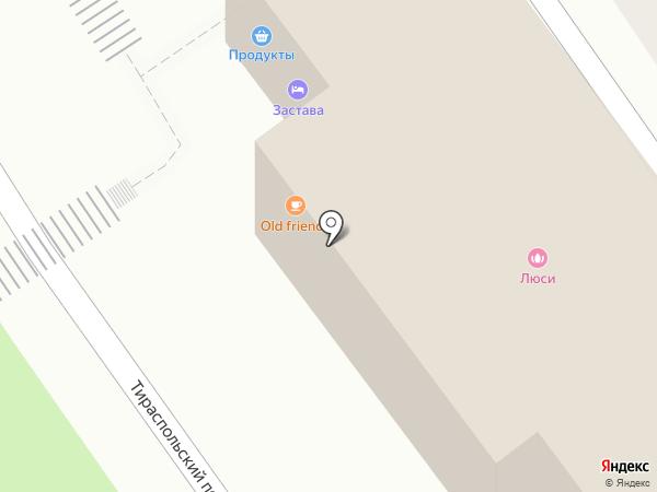 Тарас Бульба на карте Анапы