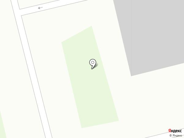 Автомойка на карте Москвы