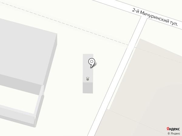Вексаль на карте Химок