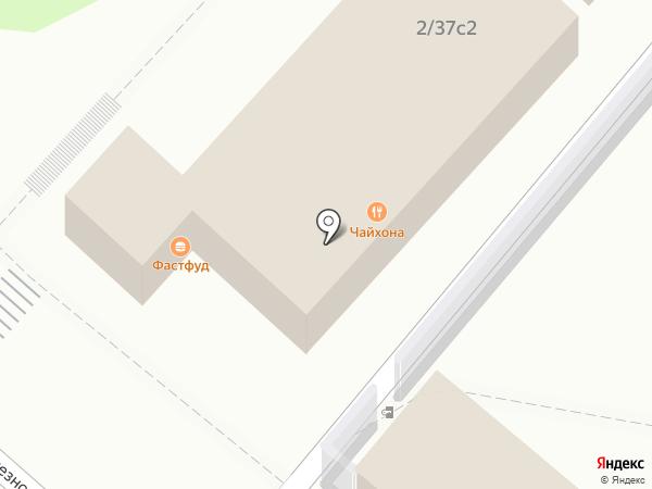 Мобил Элемент на карте Красногорска