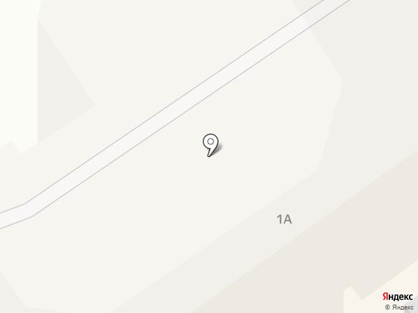 Тираспольская 1 на карте Анапы