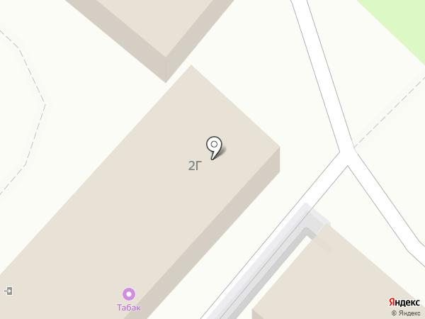 Магазин кондитерских изделий на карте Красногорска