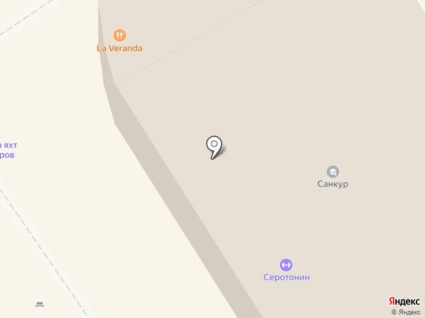 FMA на карте Анапы