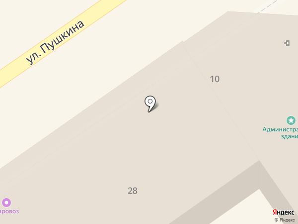 Бахус на карте Анапы