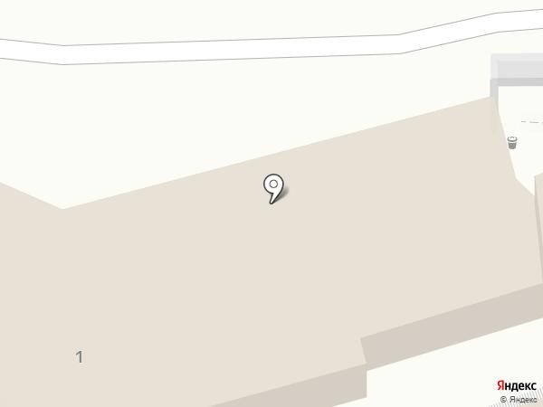 Кубань-СПАС, ГУ на карте Анапы