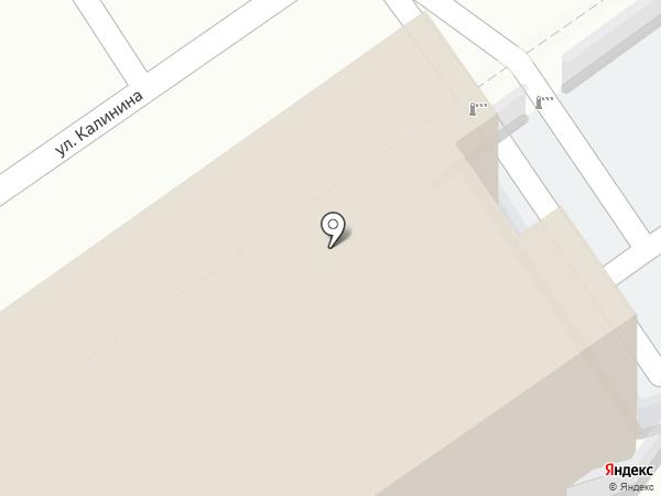 Вектор на карте Анапы