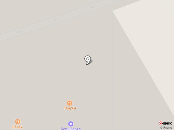 Тануки на карте Одинцово