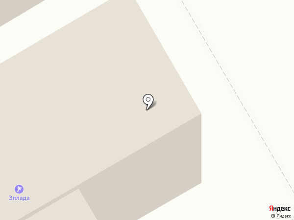 Эллада на карте Анапы