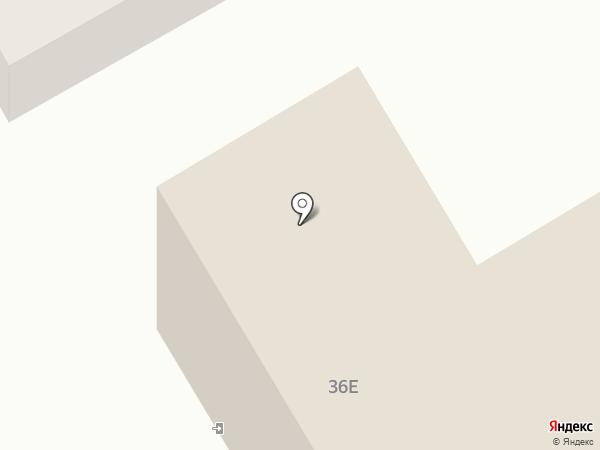 Ромашка на карте Анапы