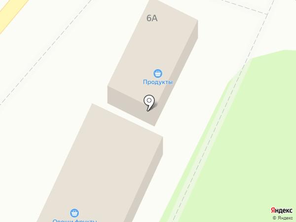 Апрель на карте Красногорска