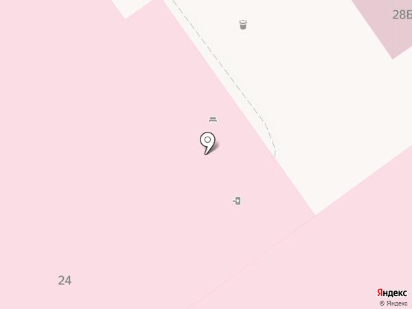 Банкомат, Крайинвестбанк на карте Анапы