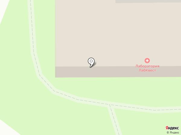 Компания по техосмотру автомобиля на карте Красногорска