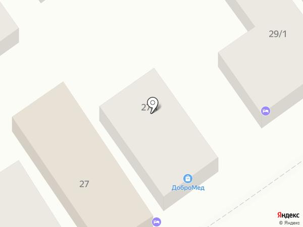 Хороший трикотаж на карте Анапы