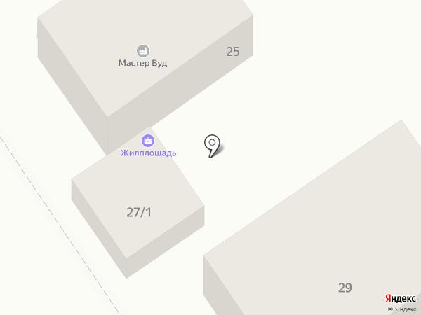 МастерWOOD на карте Анапы