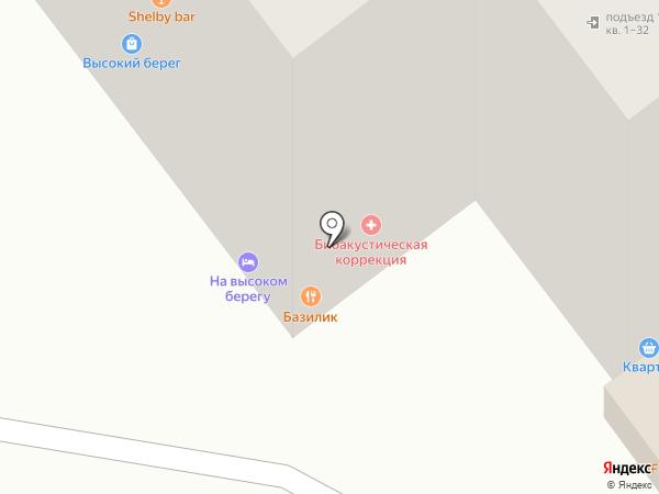 #Анапапарикмахер на карте Анапы