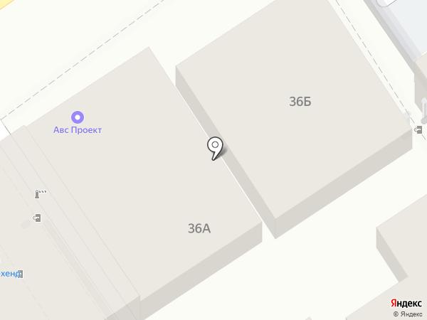 ИНВИТРО на карте Анапы