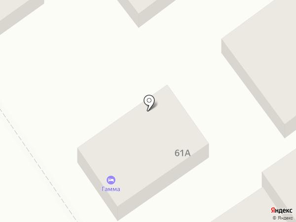 Магазин бытовой химии на карте Анапы