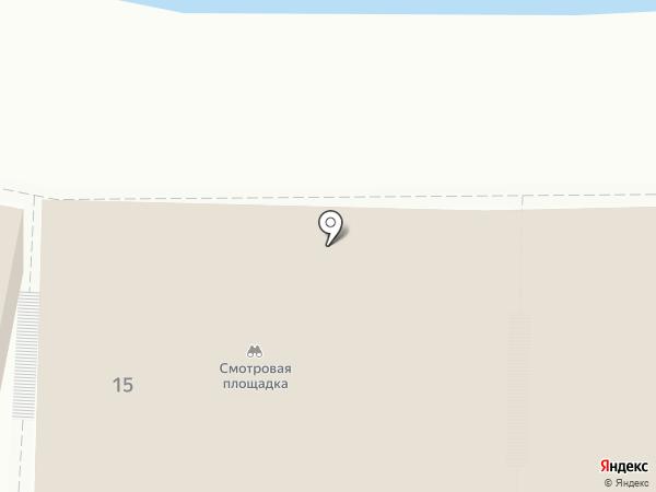Харбин на карте Анапы