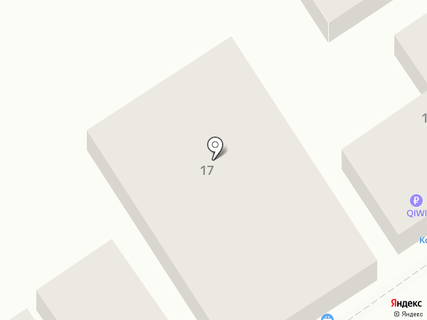 Валерия на карте Анапы