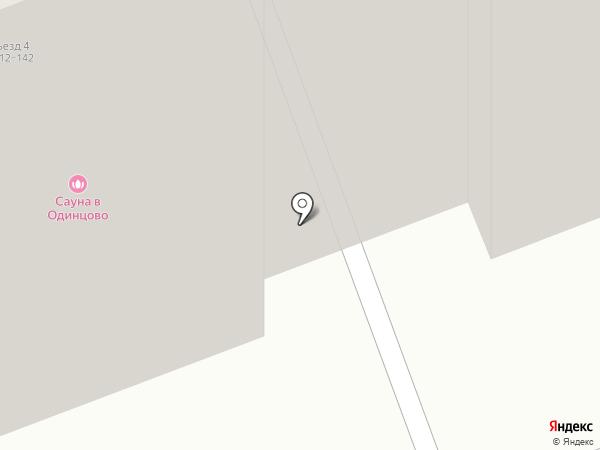 Одинцовский гарнизонный военный суд на карте Одинцово