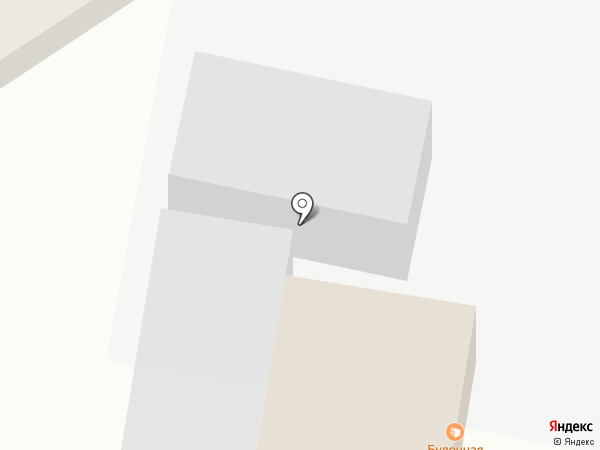 Интер на карте Анапы