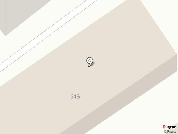 Анапа-Патио на карте Анапы