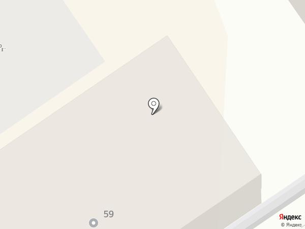 Алина на карте Анапы