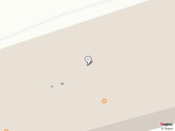 Черкесский Аул на карте Анапы
