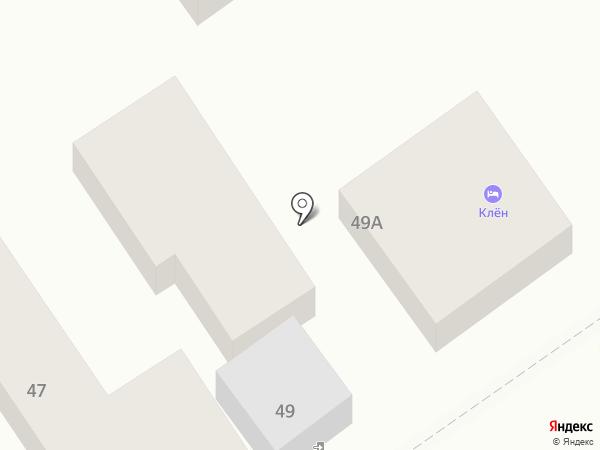 Ланч Тайм на карте Анапы