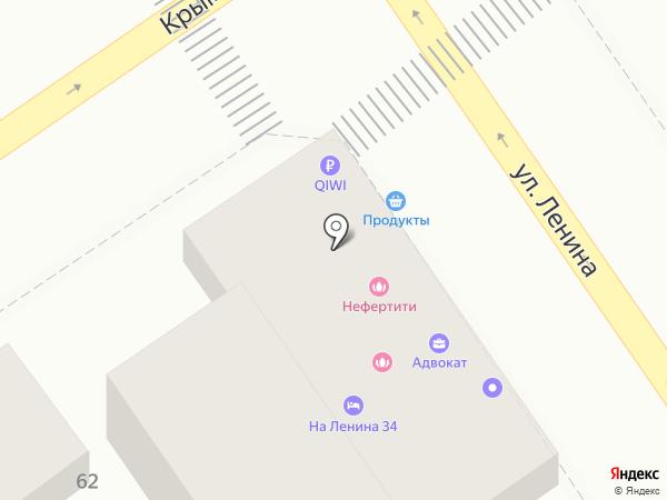 РиТек-Инфо на карте Анапы